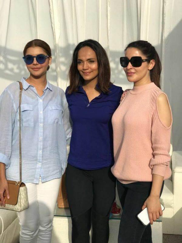 Shaista Lodhi Reunites With Nida Yasir For Eid Telefilm, To Start Shooting Today