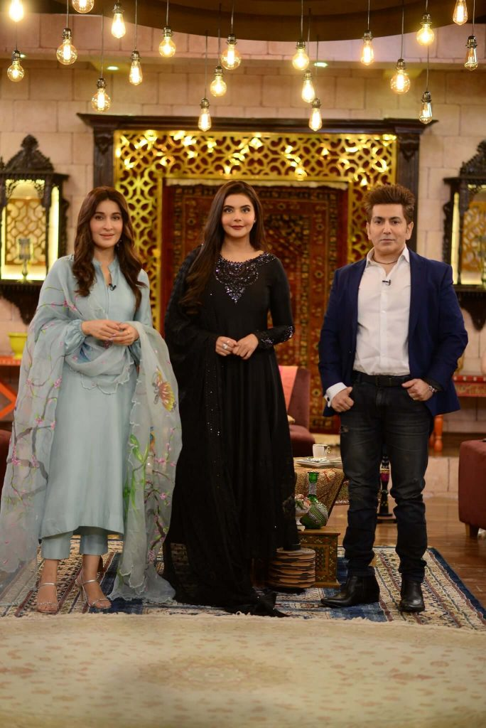 Shaista Lodhi First Time Talk About Her Divorce With Waqar Wahidi