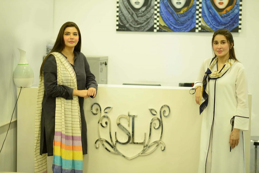 Shaista Lodhi With Her Son Shafay Wahidi in Nida Yasir's Morning Show