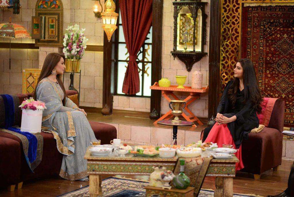 nida yasir morning show with reema khan