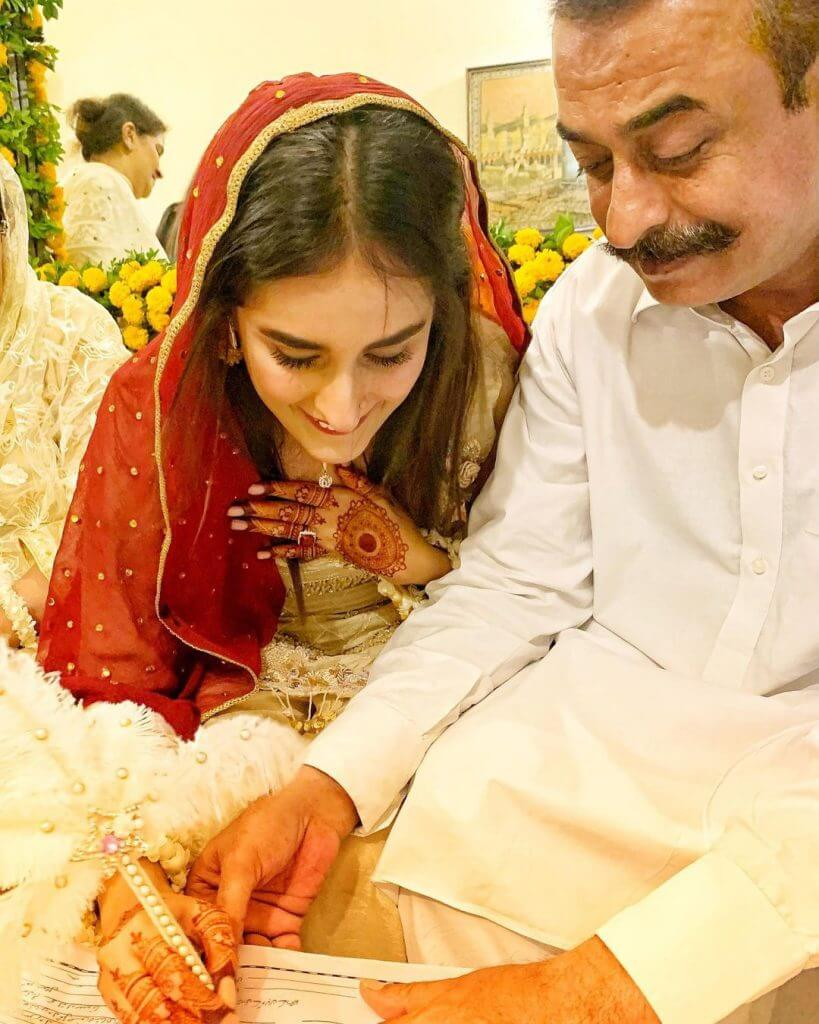 Khaani Actress Shehzeen Rahat Is Getting Married