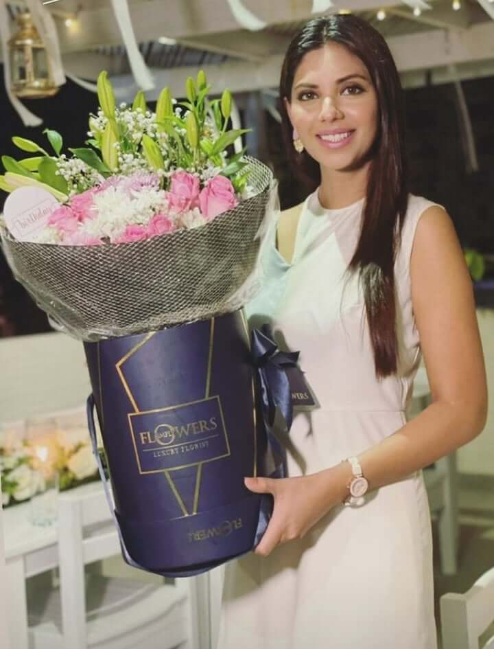 Sunita Marshall Receives Love From Hubby As She Celebrates 33rd Birthday