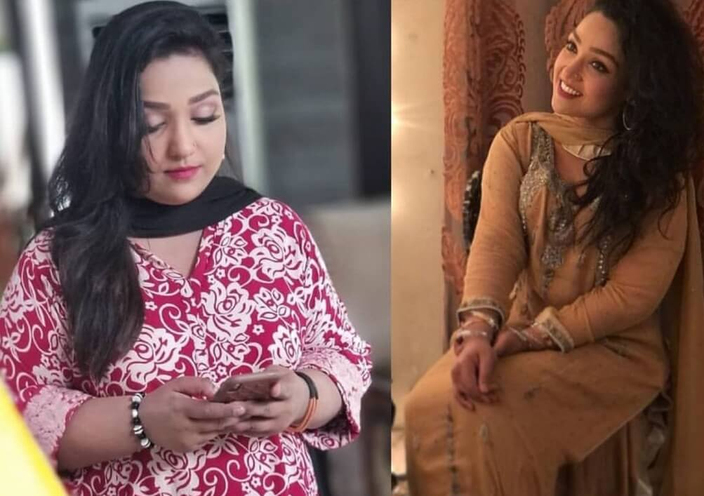 Uroosa Siddiqui Looks So Thin in Her Latest Photoshoot