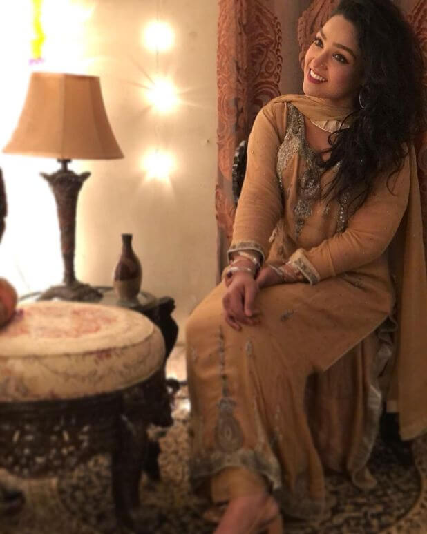 Uroosa Siddiqui Latest Beautiful Pictures From Her Instagram