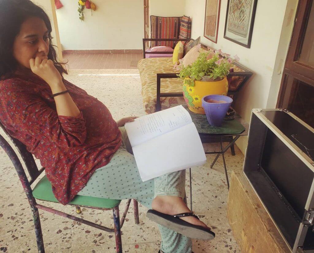 yasra rizvi pregnant