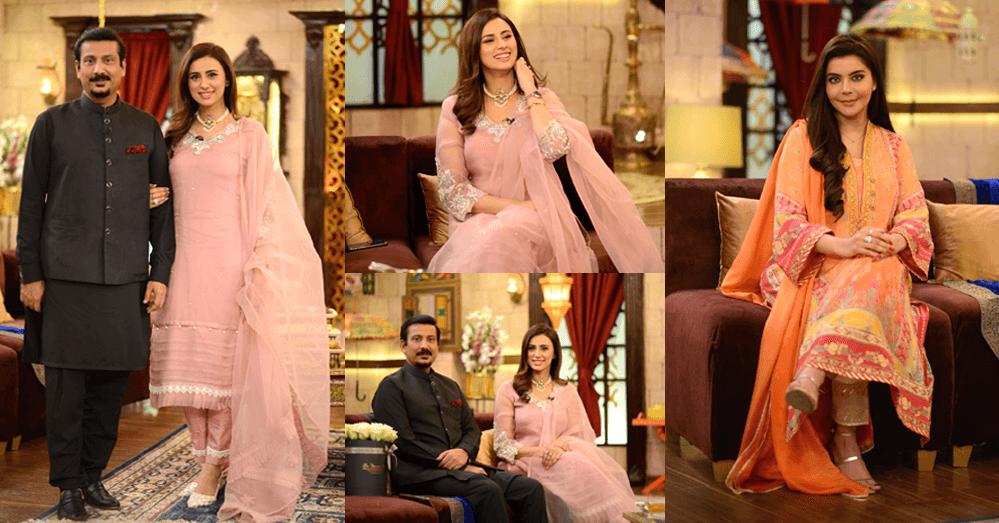 Madiha Naqvi 2nd Wife of Faisal Subzwari New Clicks With Innocent Look