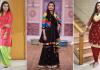 Nida Yasir Latest Photoshoot for Eid Telefilm Uff Ye Biwiyaan