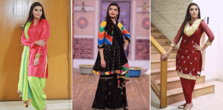 Nida Yasir Latest Photoshoot for Eid Telefilm Uff Ye Biwiyaan