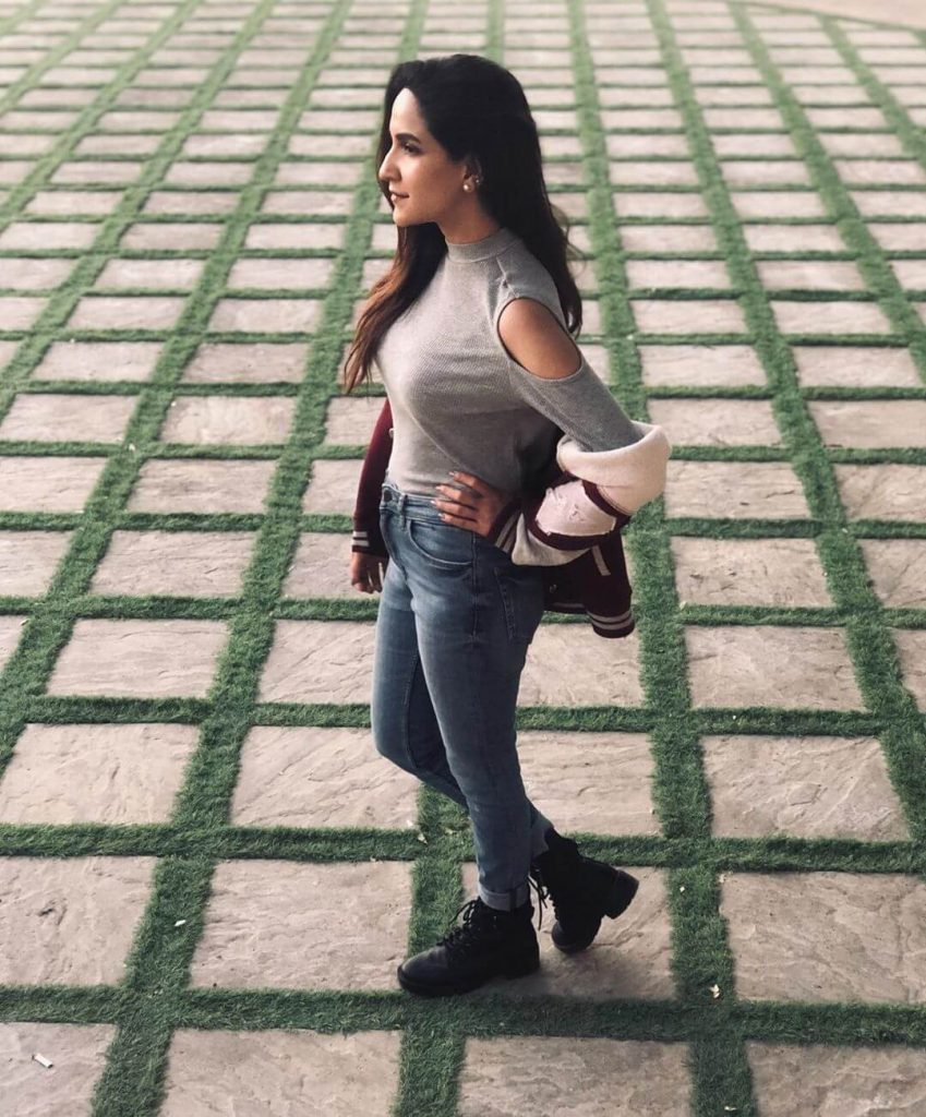 Anoushay Abbasi New Bold And Adorable Pictures