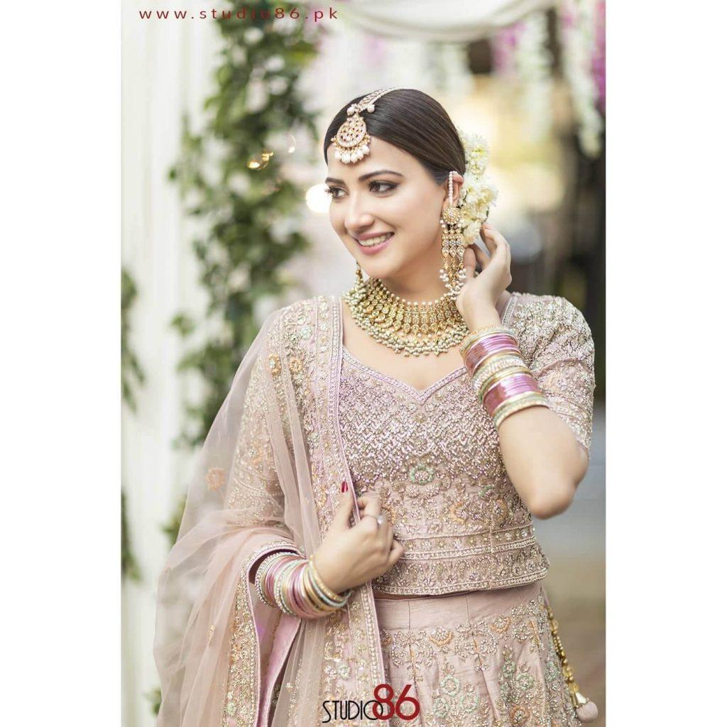 aymen saleem bridal shoot pics