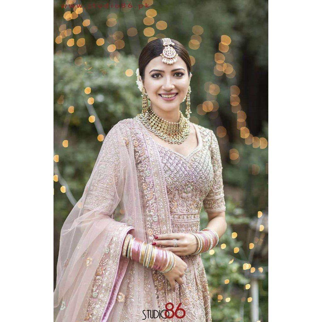 aymen saleem first bridal shoot