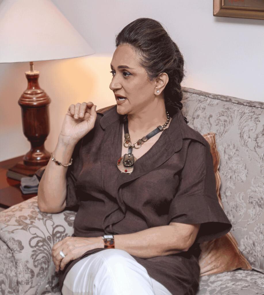 Bushra Ansari And Asma Abbas Sister Mother Passed Away