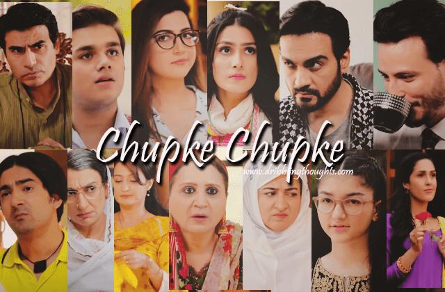 Per Episode Salary Of Chupke Chupke Drama Cast