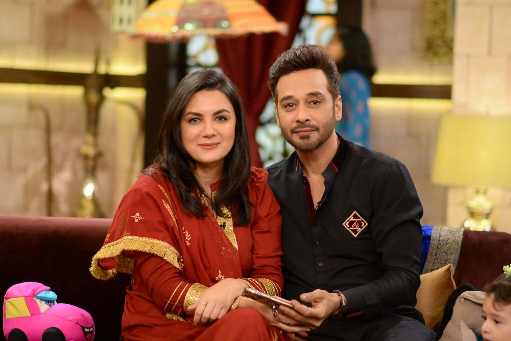 How did Faisal Qureshi Propose Wife Sana?
