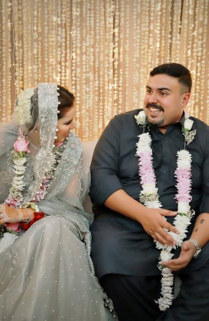 Meet Ghana Ali's Husband Umair Gulzar Who is Already Married