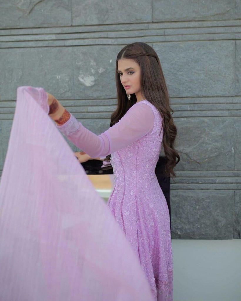 Hira Mani & Salman Sheikh Share ADORABLE PICS From Their Eid Celebrations