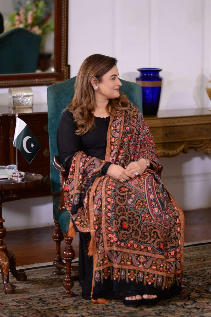 Nida Yasir Interview Governor Imran Ismail With Wife Reema
