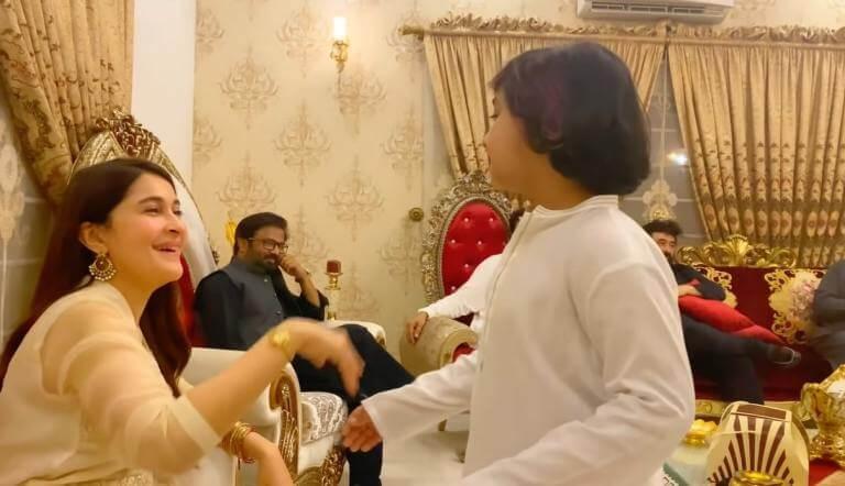 Shaista Lodhi And Nida Yasir Attend Javeria Saud's Eid Party. See Pics