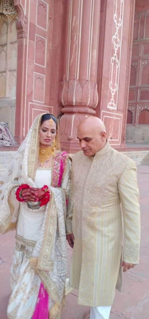 Jia Ali Wedding Pictures With Her Husband