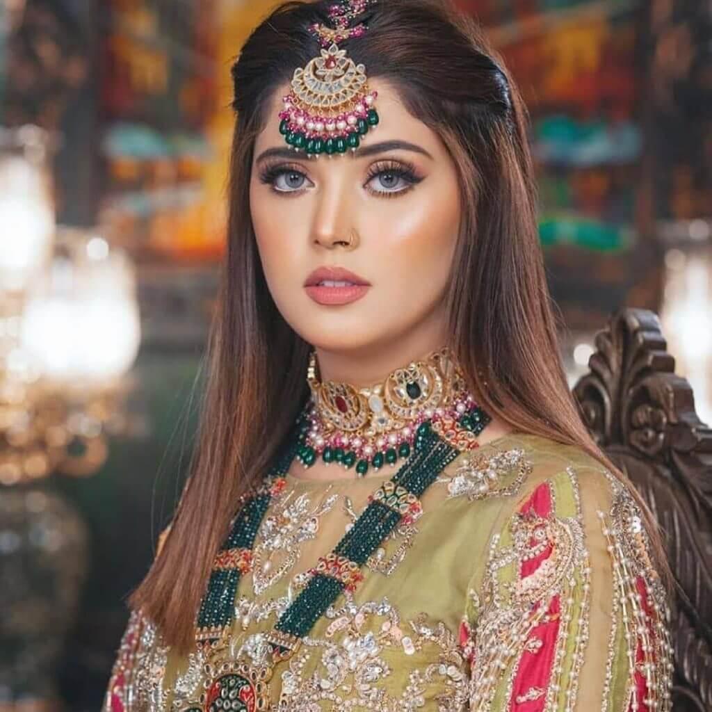Kanwal Aftab Stuns In Latest Bridal Shoot