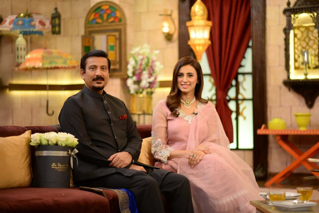 faisal subzwari second wife