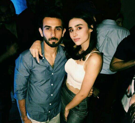 actress mashal khan fiance