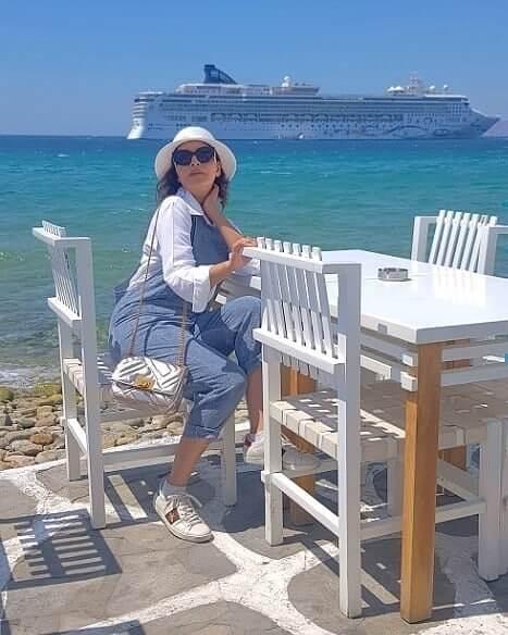 Nida Yasir Enjoying Holidays With Husband Yasir in Turkey