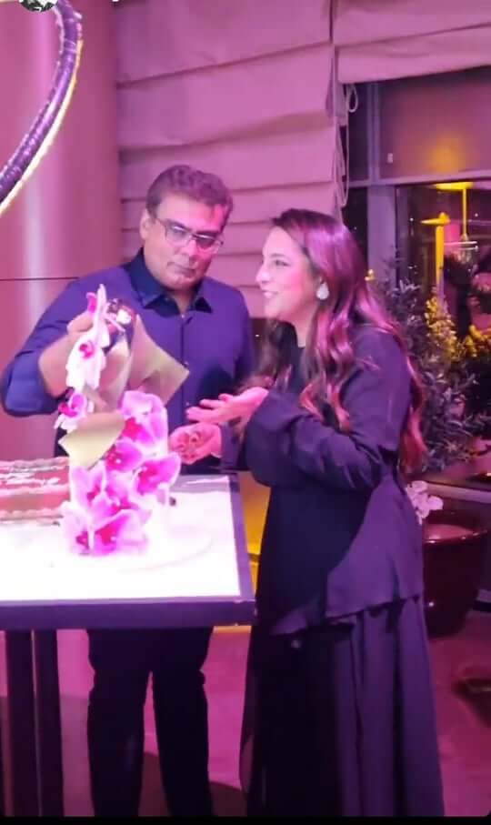In Pics: Sania Mirza Attends Salman Iqbal's Birthday Party