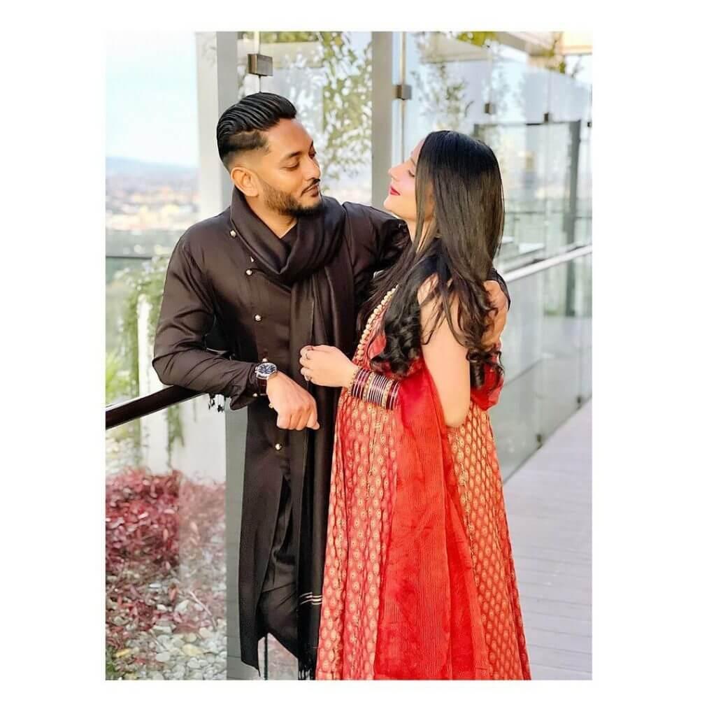 saniya shamshad pregnant