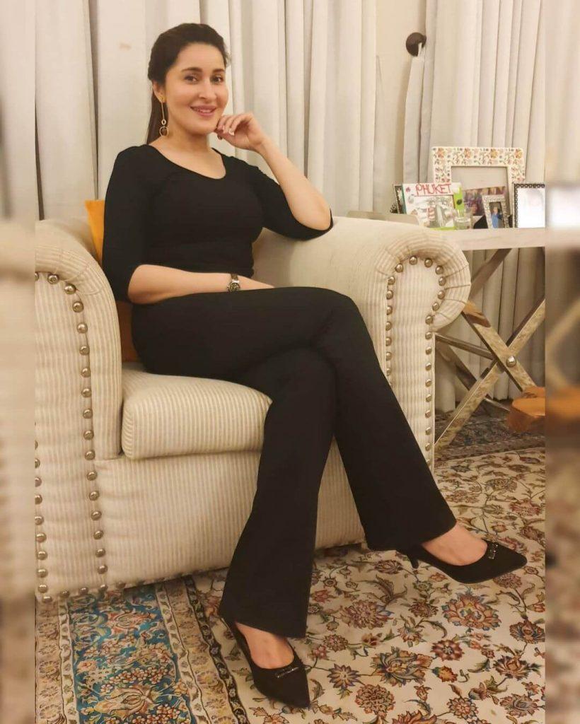 Shaista Lodhi Shaving Her Husband's Video Goes Viral