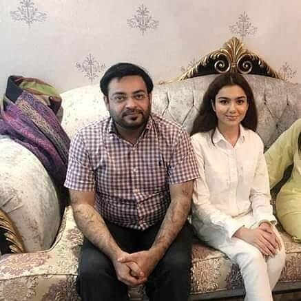 Syeda Tuba Amir Got Angry With Her Husband Aamir Liaquat