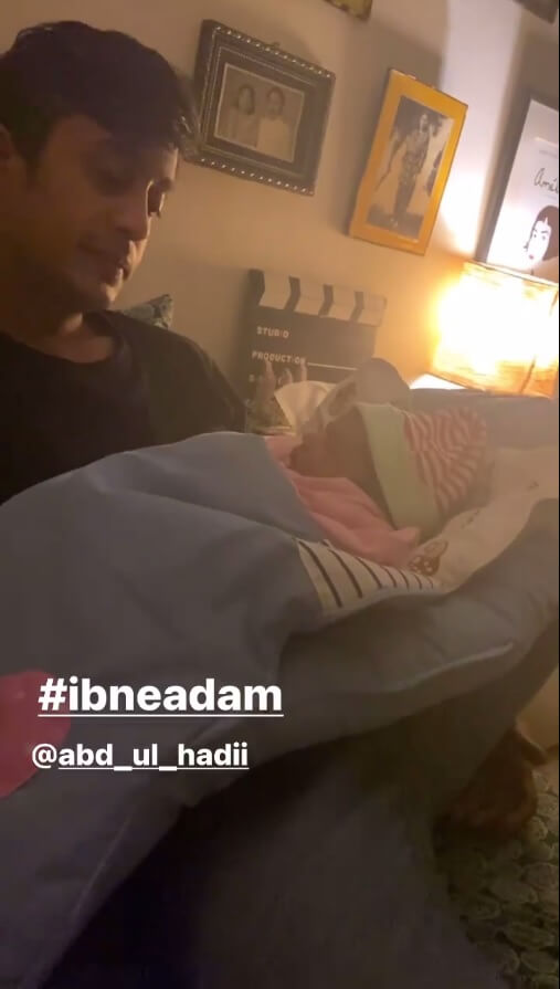 Yasra Rizvi And Abdul Hadi Welcome Their First Child Ibn-e- Adam