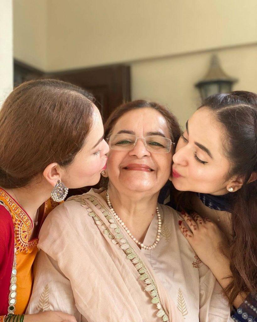 Yumna Zaidi Eid Ul Fitr Pictures Day-2