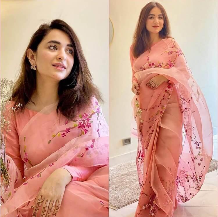 Yumna Zaidi Eid Ul Fitr Pictures Day-3