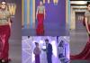 Ayeza Khan Walk On Ramp At Fashion Pakistan Week 2019