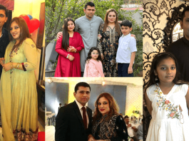 Beautiful Pictures of Kamran Akmal With His Wife And Kids