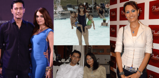 Nadia Hussain New Adorable Clicks With Her Family