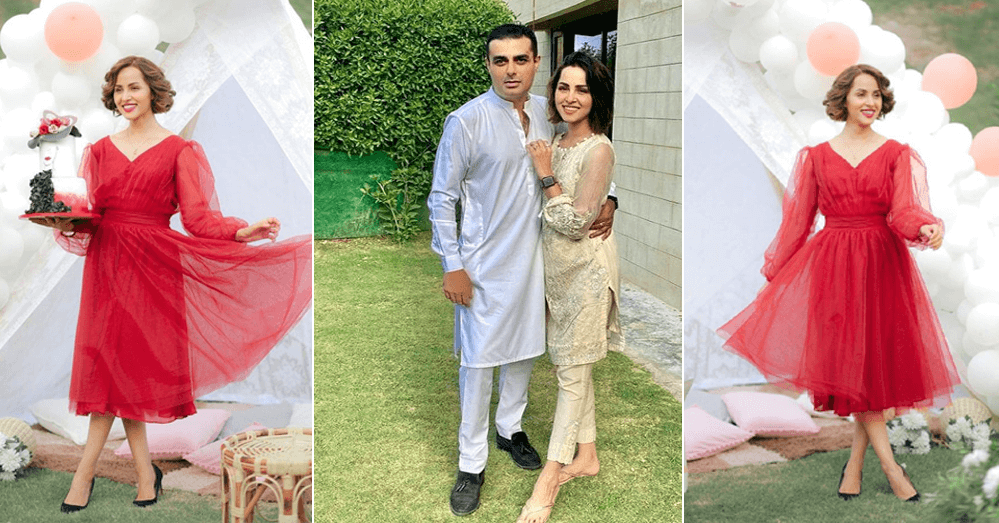 Nimra Khan Celebrates Her 30th Birthday, Receives Love from Fans And Friends