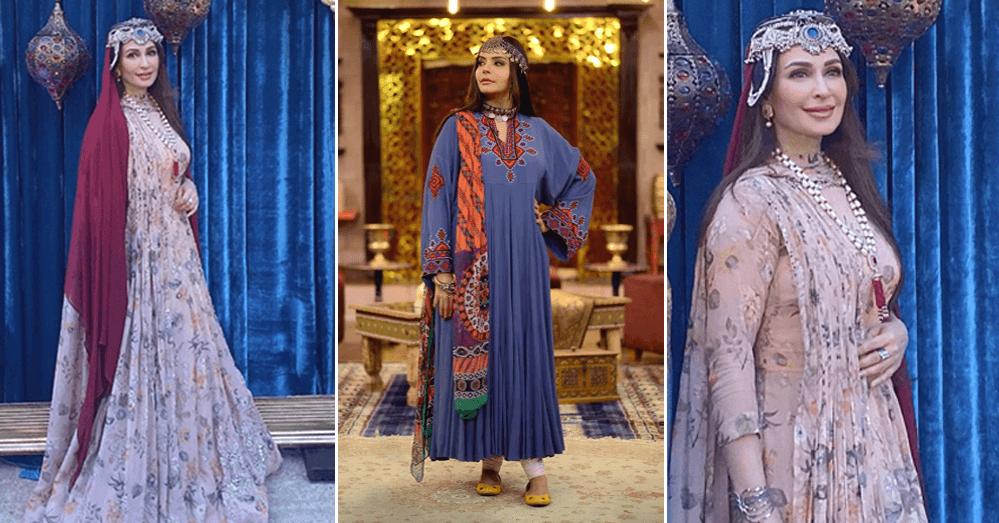 Reema Khan Copying Halima Sultan… Seriously (See Pics)