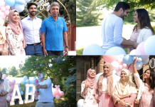 Zaid Ali and Yumnah Zaid's Baby Announcement Video Is So Moving