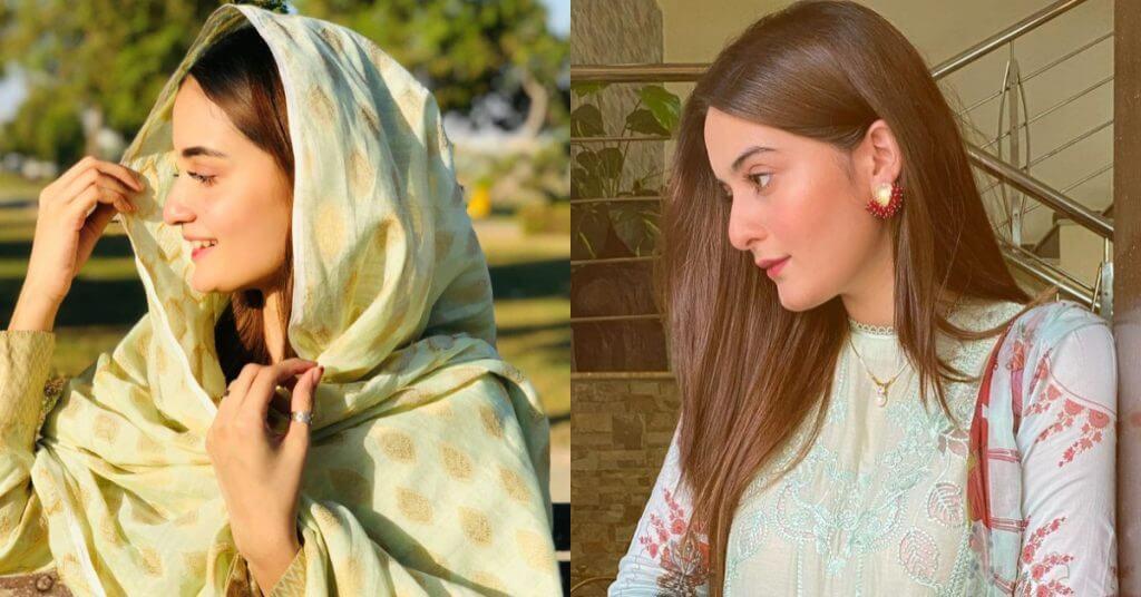 Another Look-Alike of Aiman Khan, After Minal Khan!