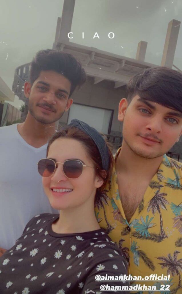 Amal Muneeb's Beach Party – Pictures Goes Viral!