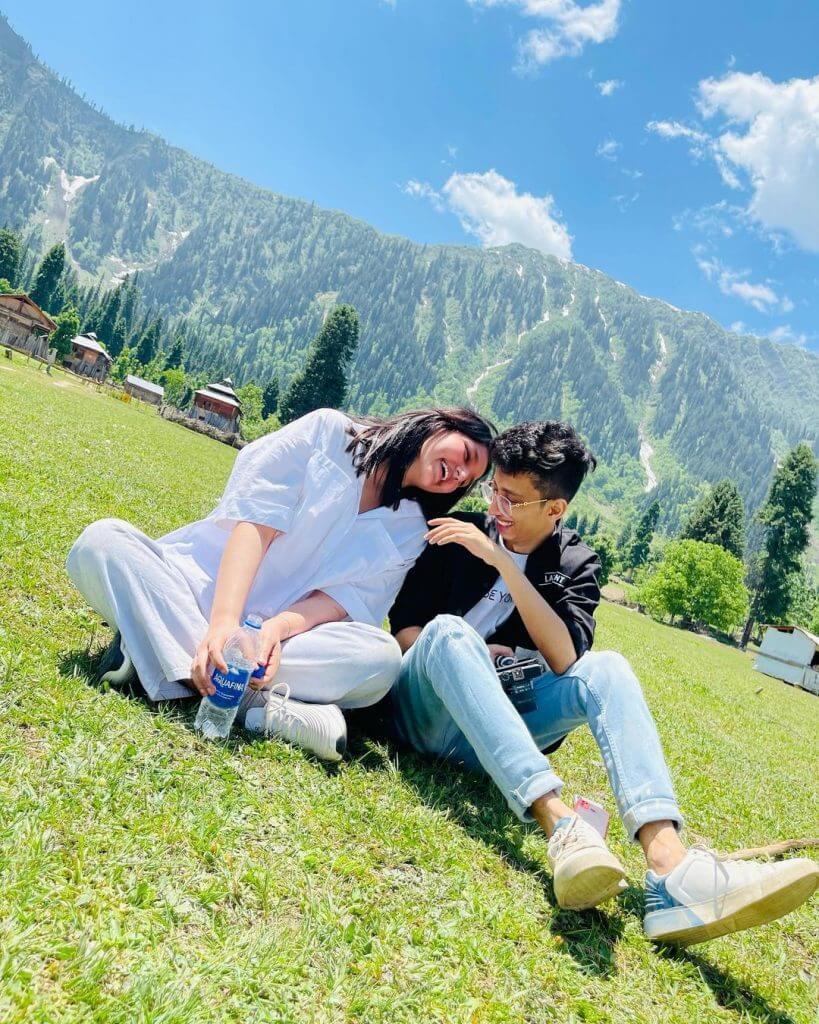 Nimra Asad Enjoy Holidays With Her Husband Asad Pervaiz