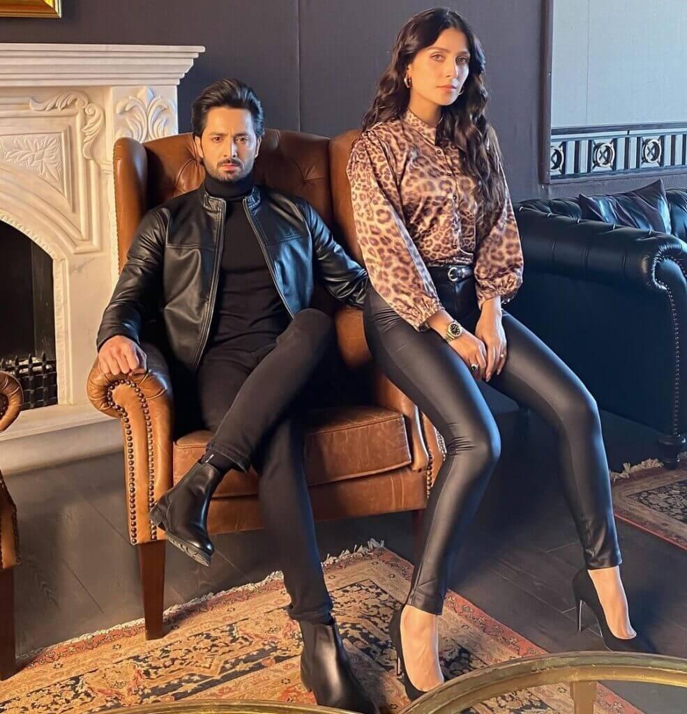 Ayeza Khan Enjoy Holidays With Her Husband Danish Taimoor