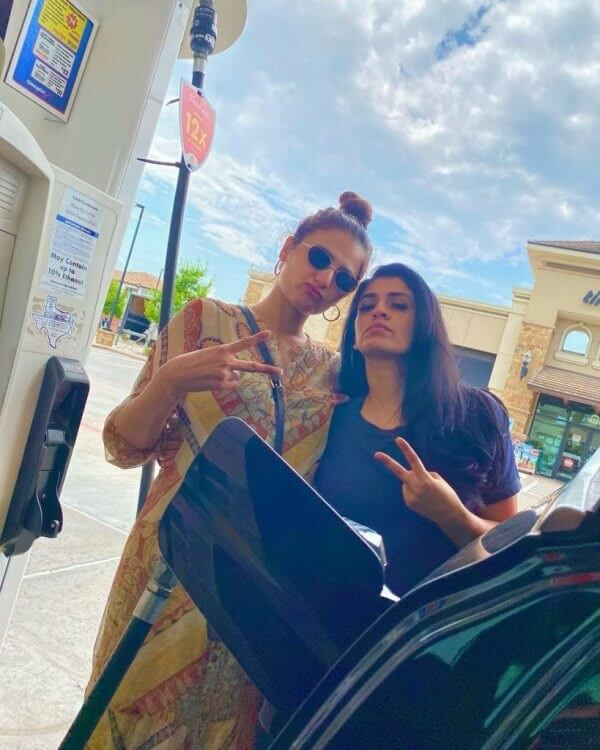 Latest Pictures of Hira Mani From Her Trip To USA