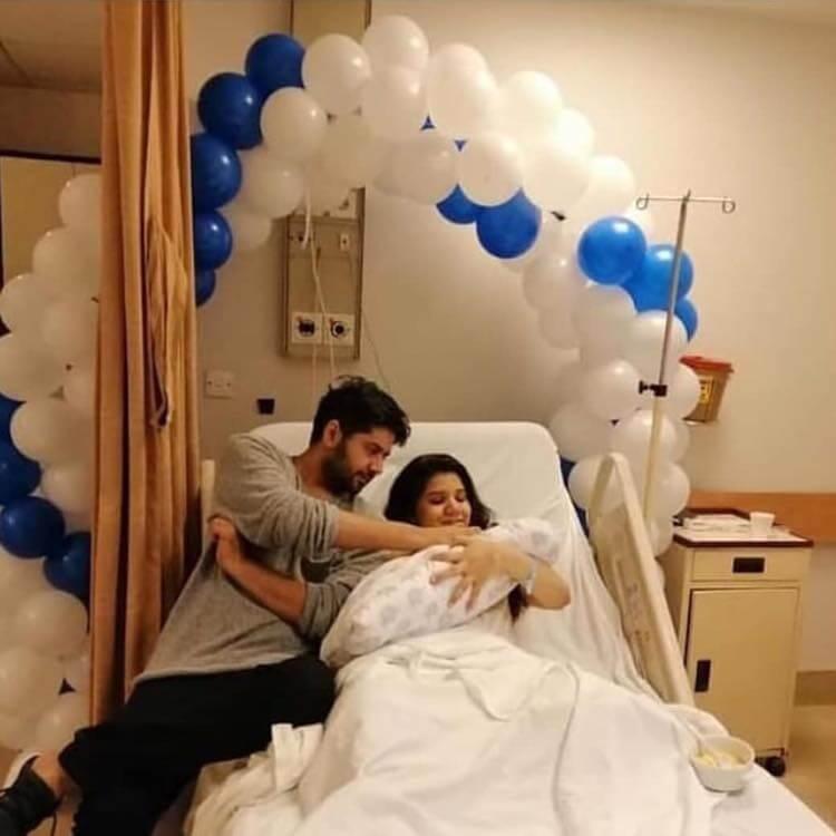 Imran Ashraf Wedding Pictures With His Wife Kiran Ashfaq