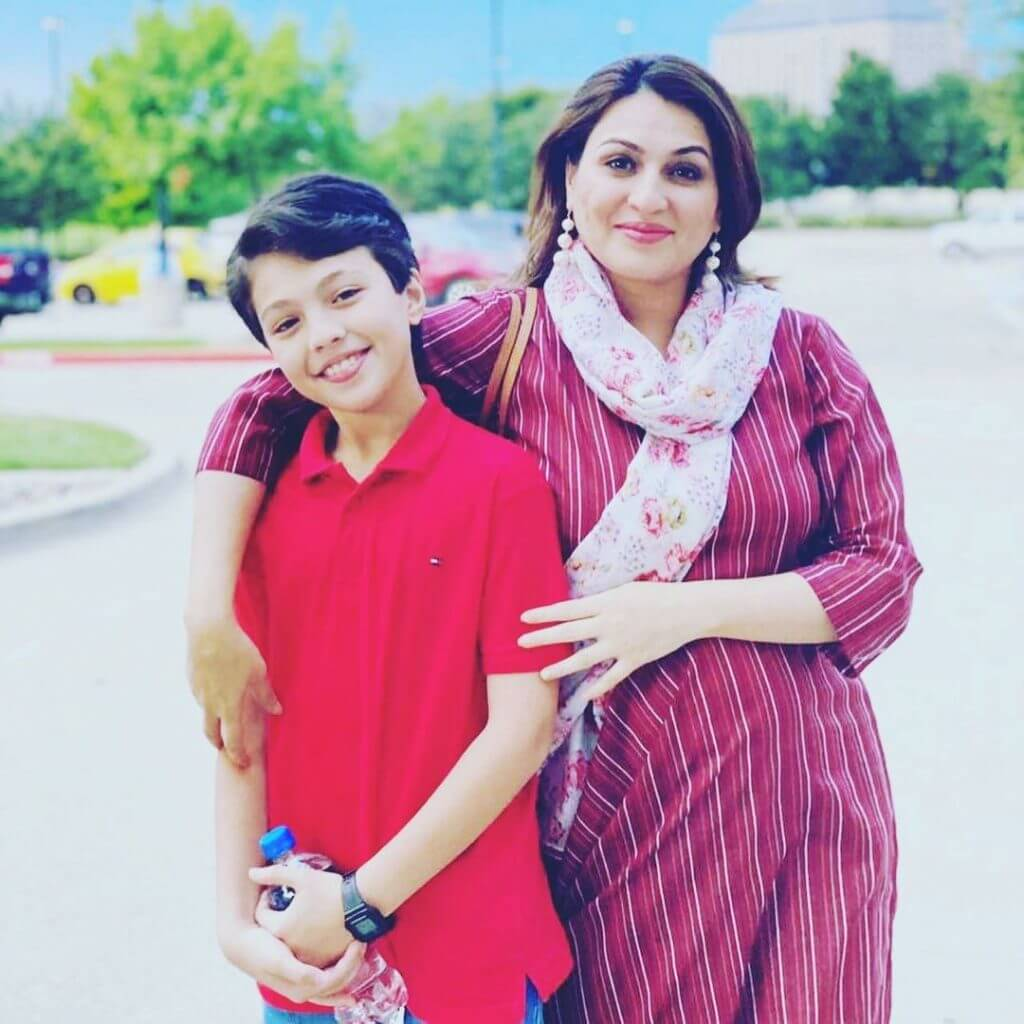 Beautiful Pictures of Iqrar Ul Hassan Lovely Family Vacation
