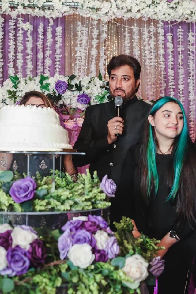 Pictures From Saud Qasmi's Wife, Javeria Saud 50th Birthday