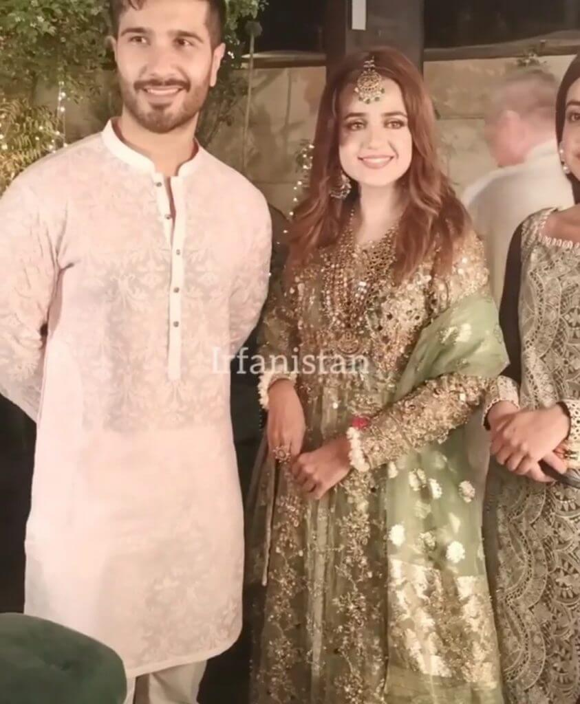 Kompal Iqbal Wedding Pictures With Her Husband