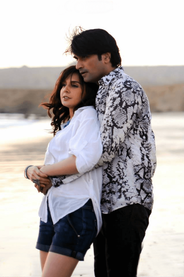 Humayun Saeed New Pictures and New Style With Mahnoor Baloch